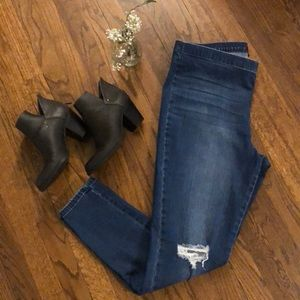 Jennifer Lopez Stretch waist plus Size 16 Jeans